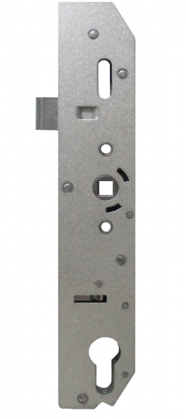 ASEC Mila Latch Only 25mm Backset Gearbox